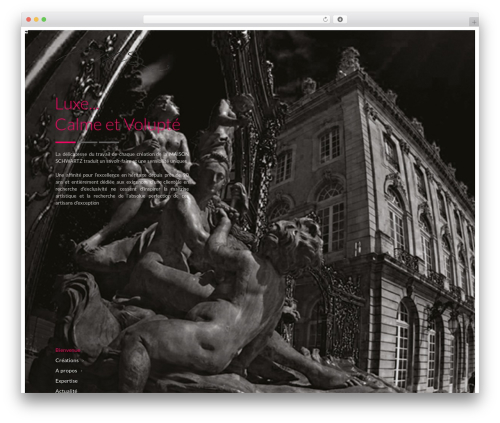 Agora best WordPress theme - maisonschwartz.fr