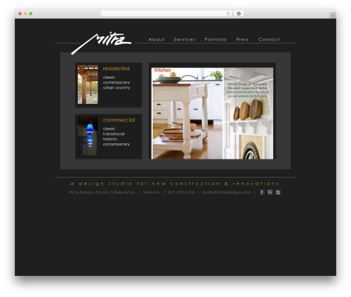 Free WordPress FancyBox plugin - mitradesigns.com