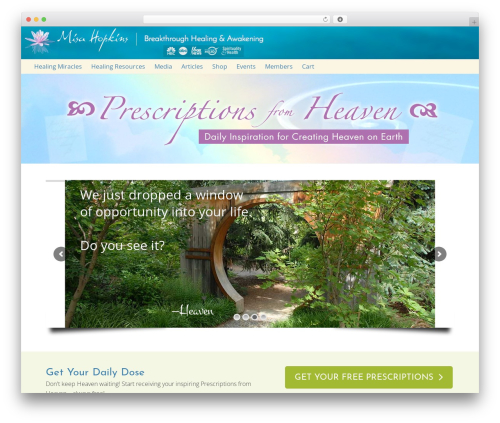 WordPress bb-plugin plugin - misahopkins.com/prescriptions-from-heaven