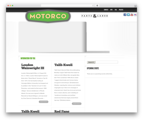 Delicate News best WordPress magazine theme - motorco.co