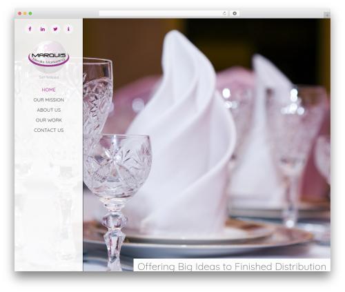 ePix WordPress theme - marquismediamarketing.com