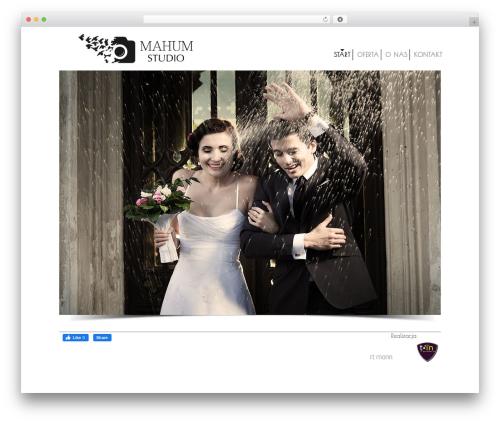 Free WordPress FancyBox plugin - mahum.pl