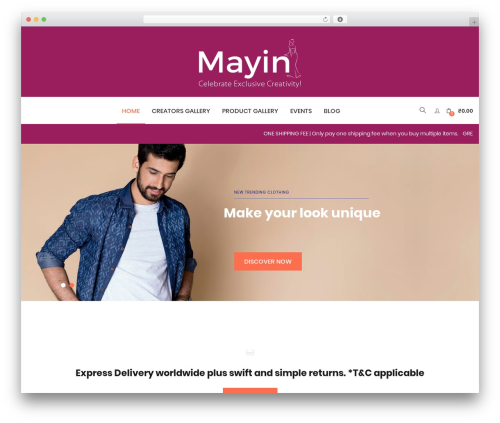 Free WordPress WWM Social Share On Image Hover plugin - mayin.co.in