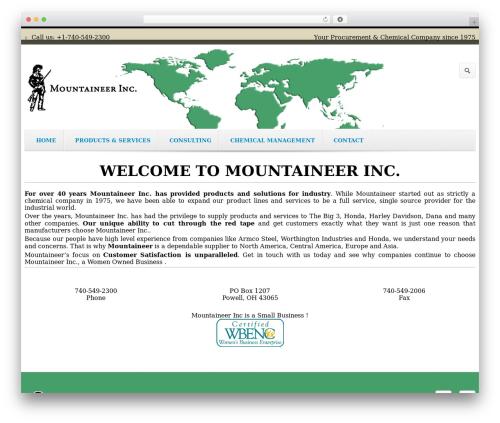 Output | Responsive Multi-Purpose WP Theme theme WordPress - mountaineersd.com