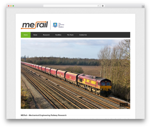 Centum WP WordPress template - merail.group.shef.ac.uk