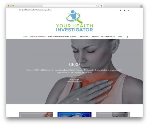 Free WordPress ConvertKit plugin - yourhealthinvestigator.com