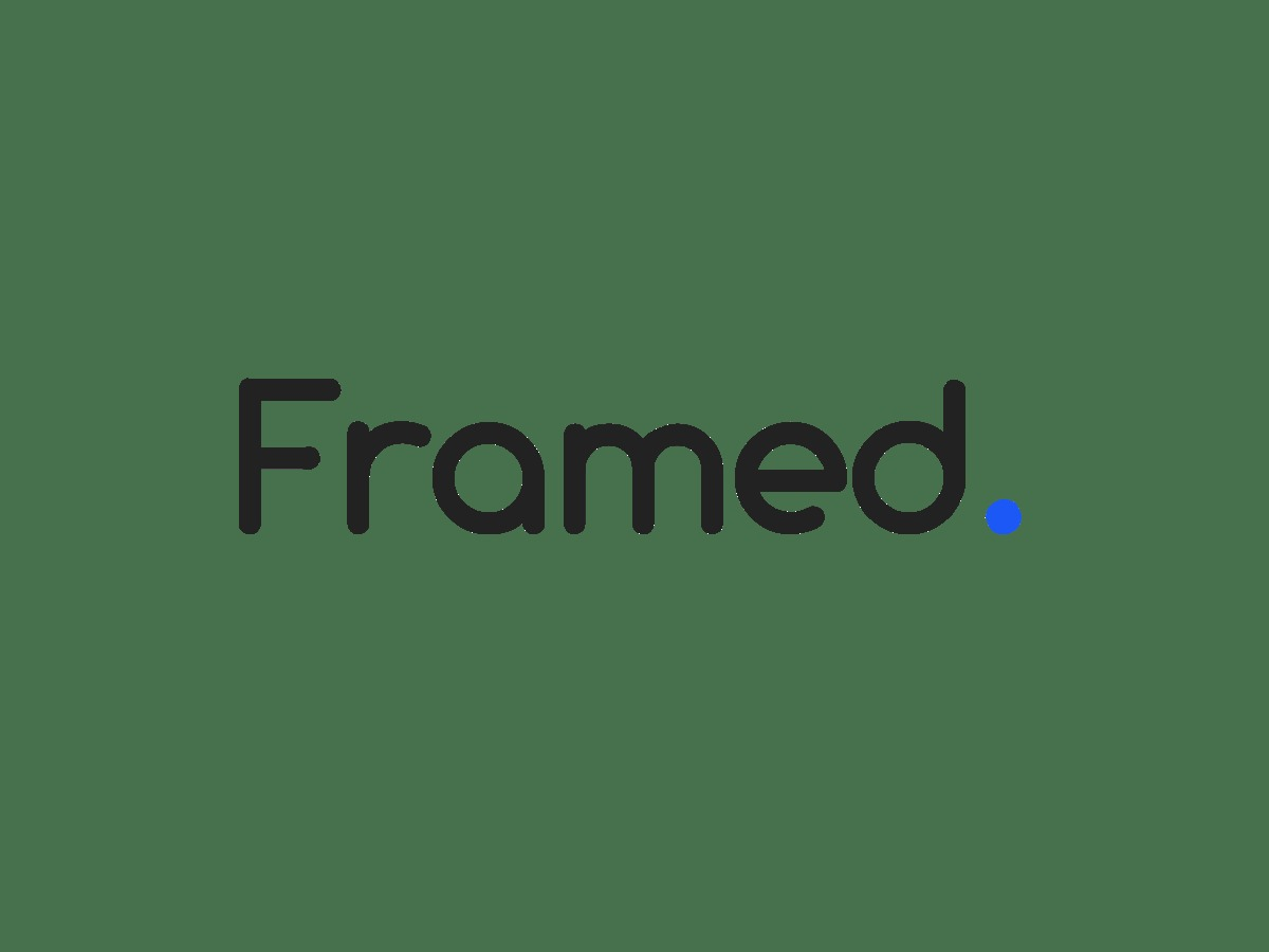 Framed WordPress blog theme