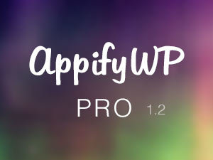 AppifyWP Pro WP template