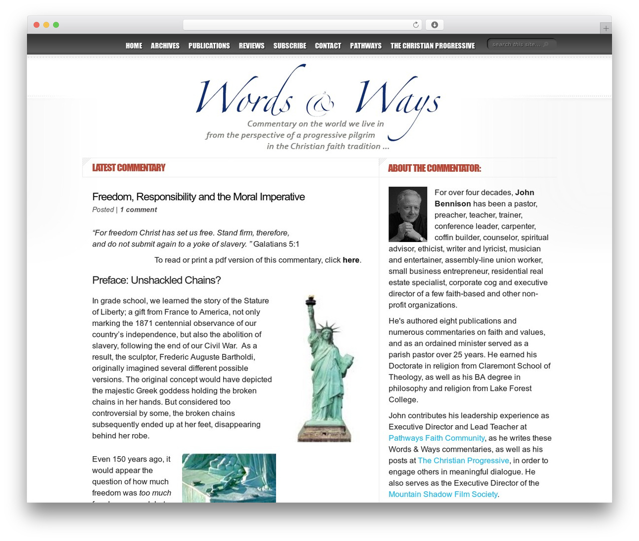 Delicate News best WordPress magazine theme - wordsnways.com