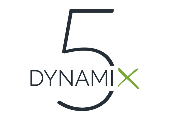 DynamiX WordPress page template