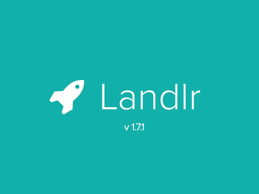 Landlr premium WordPress theme