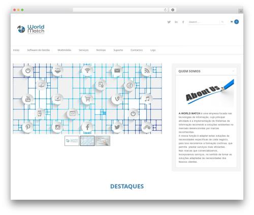 Free WordPress e-goi Mail List Builder plugin - worldmatch.pt