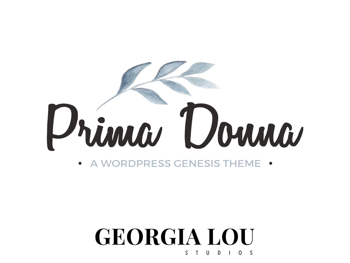 Prima Donna best WordPress template