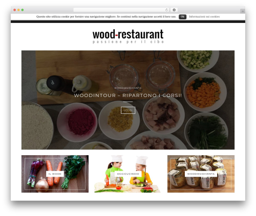 Free WordPress Social Subscribers Counter plugin - wood-restaurant.com