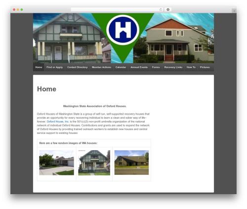 Free WordPress Spider FAQ plugin - wa.oxfordhouse.us