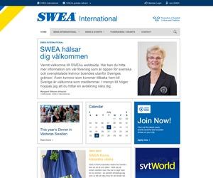 SWEA Theme WordPress theme