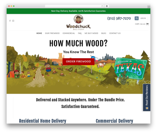 Free WordPress Mailchimp for WooCommerce plugin - woodchuckdelivery.com