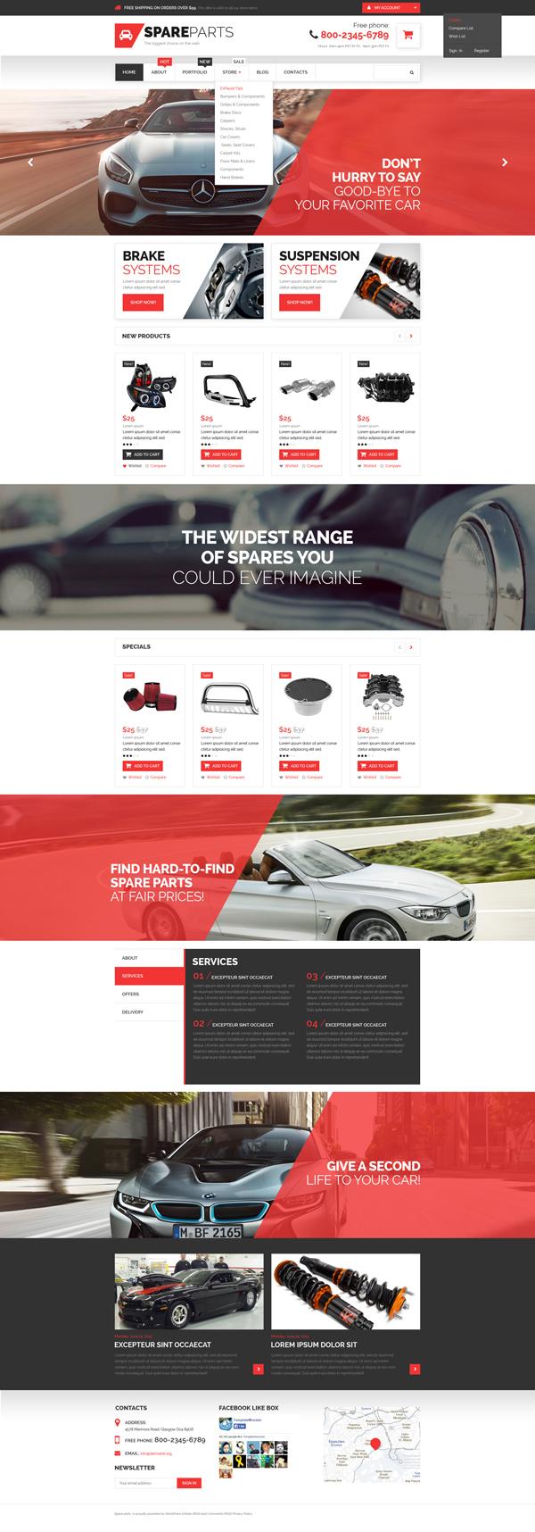 Theme WordPress theme53307