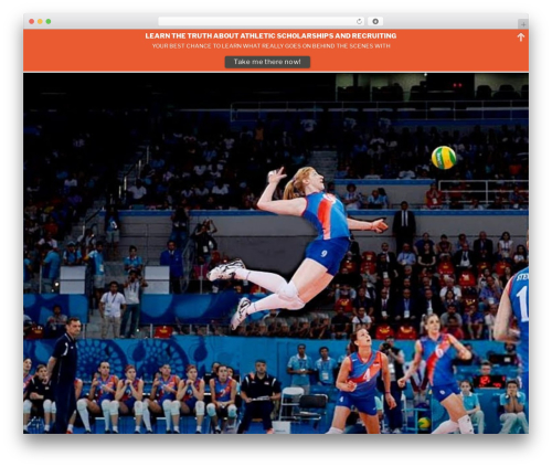 Twenty Seventeen WordPress template free download - womensvolleyballcamps.com