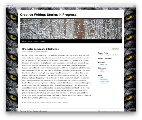 Twenty Ten theme free download - wolfgangwarrior2013.com