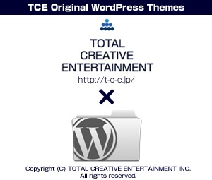 TYPE003 WordPress theme