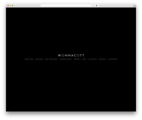 WordPress ilc-allground plugin - wonnacott.com