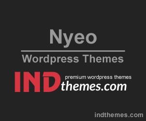 WordPress theme Nyeo Wordpress Theme