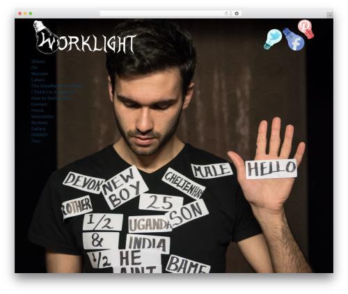 Free WordPress WP-Backgrounds Lite plugin - worklighttheatre.co.uk