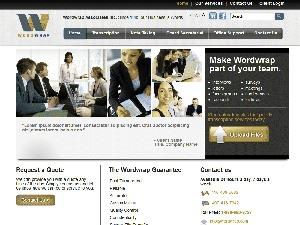 WordWrap WordPress theme