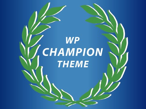 WP Champion template WordPress