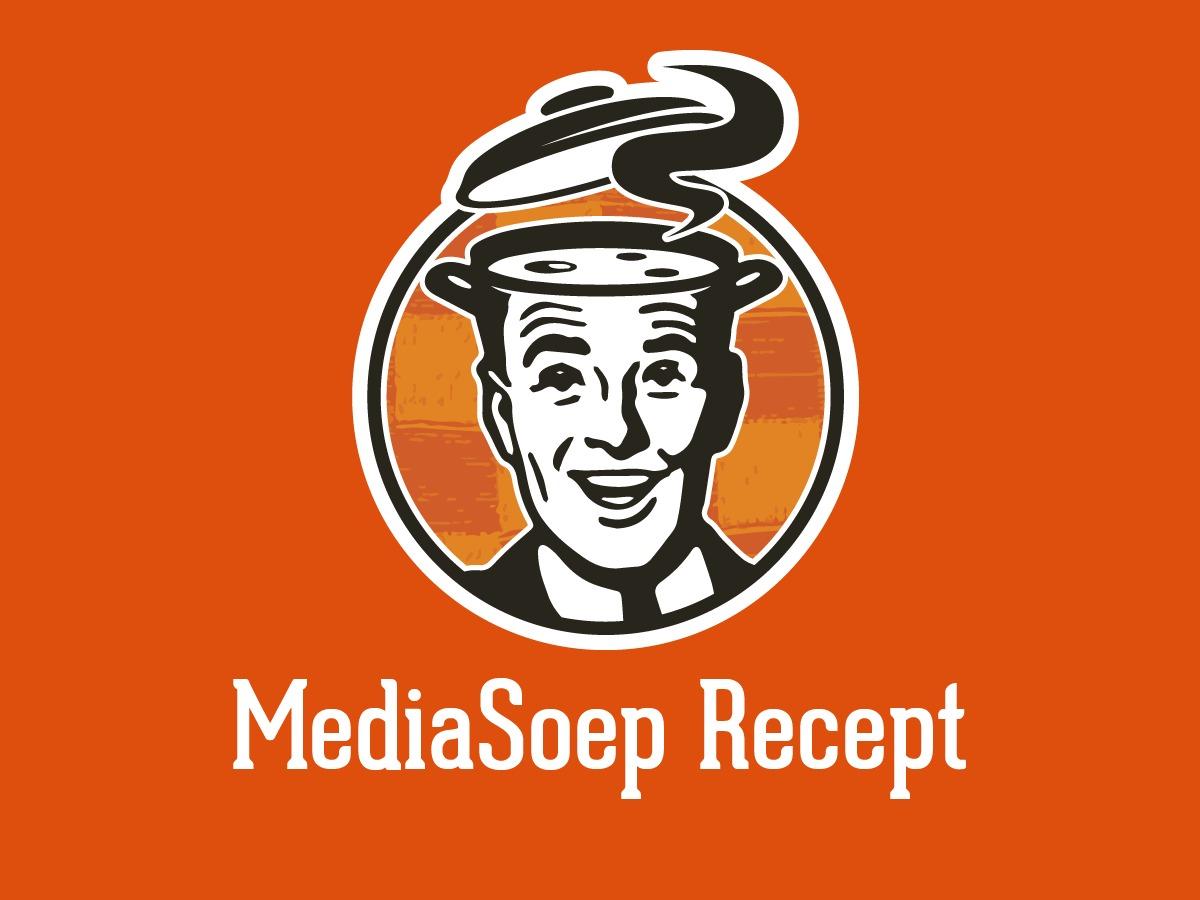 WP theme MediaSoep Recept *KLANTNAAM*