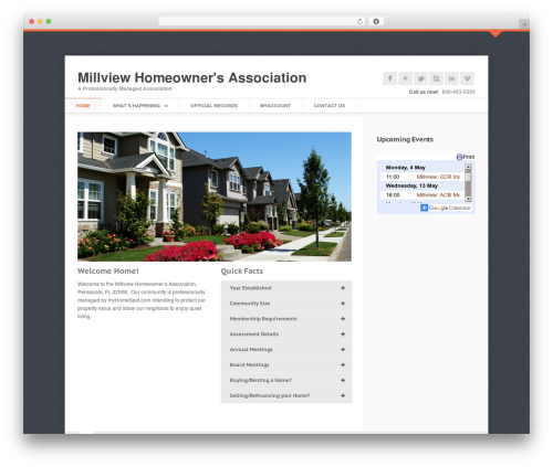 Free WordPress Gutenberg plugin - millview.myhomespot.com