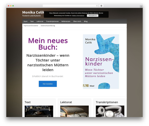 Responsive WordPress theme download - mcscript-office.de