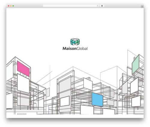 Andy WordPress theme - maisonglobal.com.au
