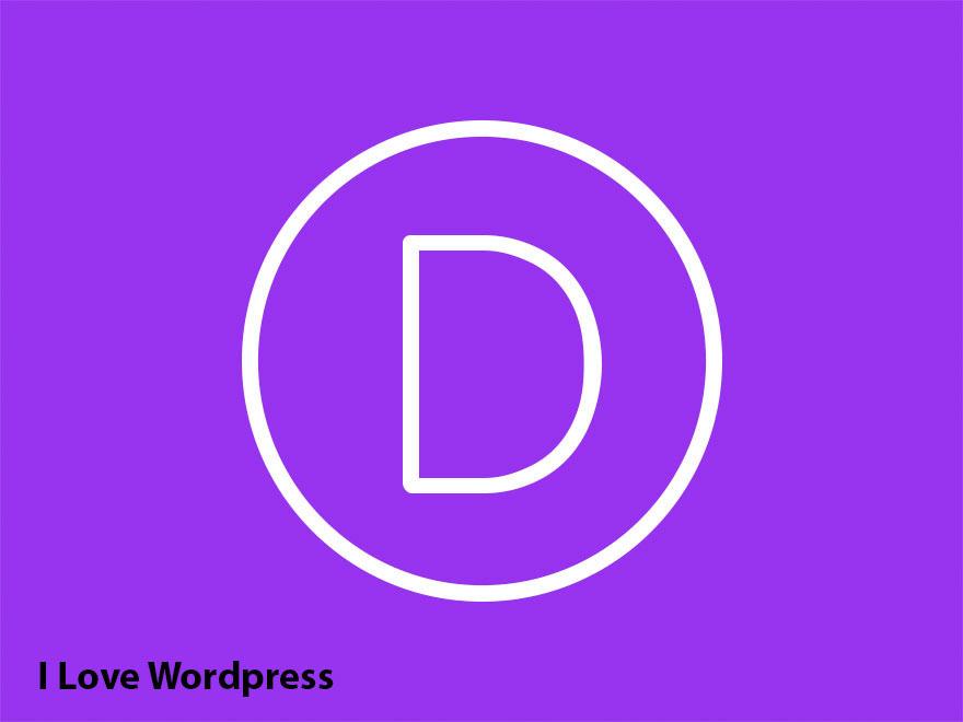 Divi theme WordPress