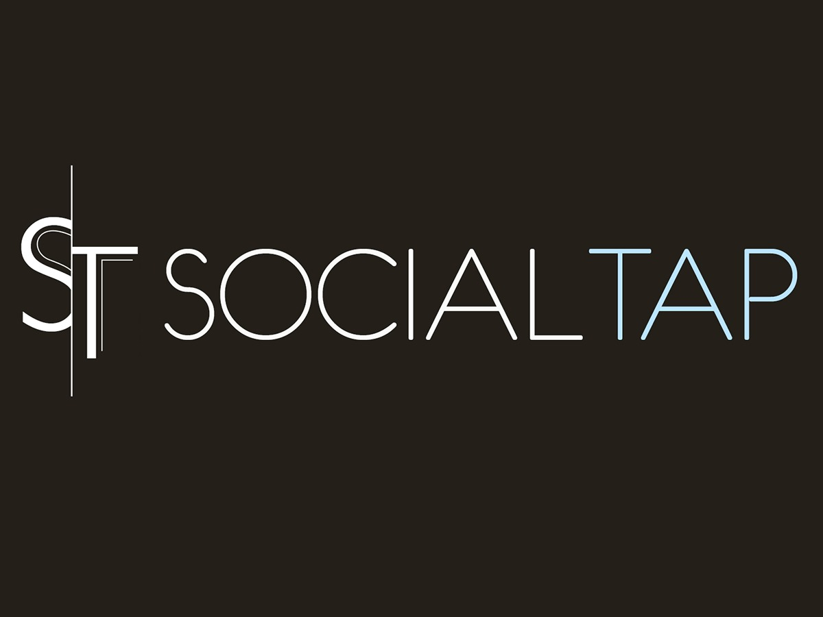 Social Tap Web Engine WordPress page template