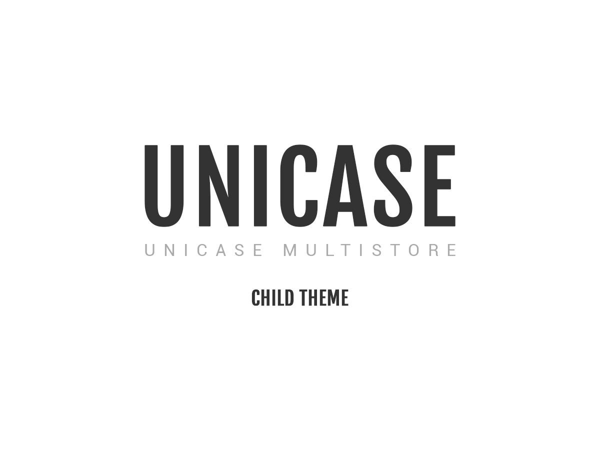 Template WordPress Unicase Child Theme