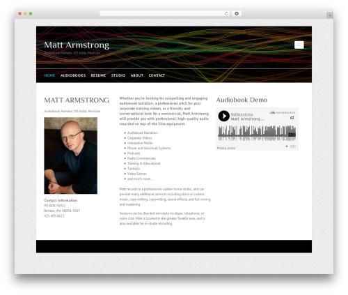 Free WordPress ARVE Advanced Responsive Video Embedder (YouTube, Vimeo, HTML5 Video …) plugin - mattarmstrong.me