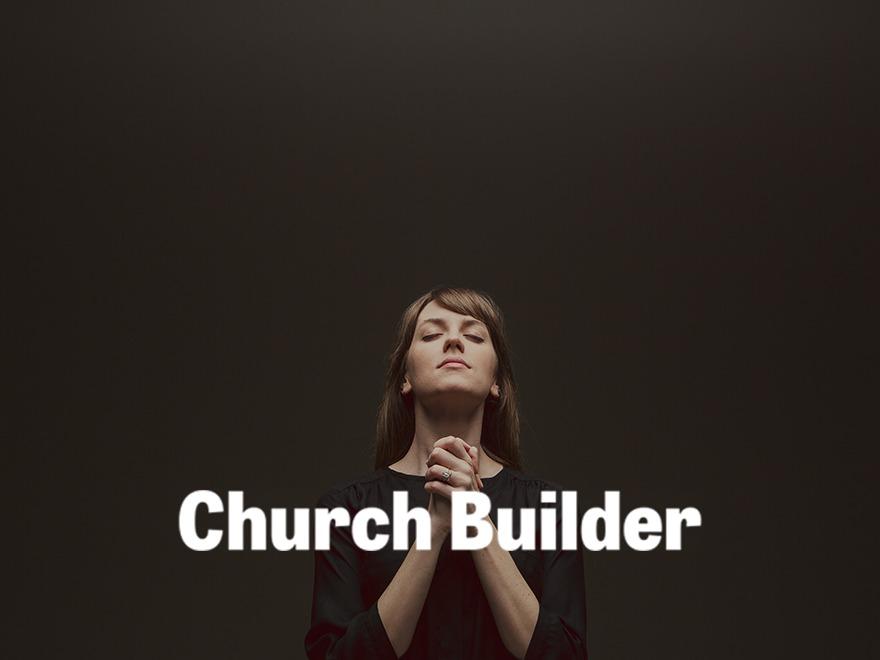 Church Builder WordPress theme