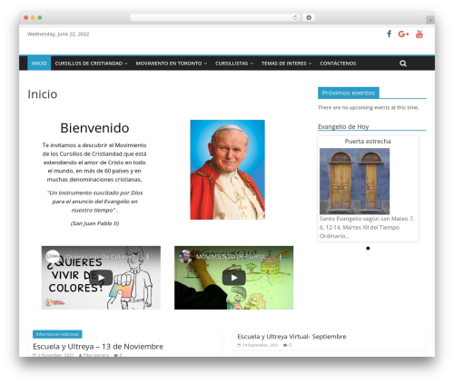 ColorMag WordPress theme free download - mccdecolores.org