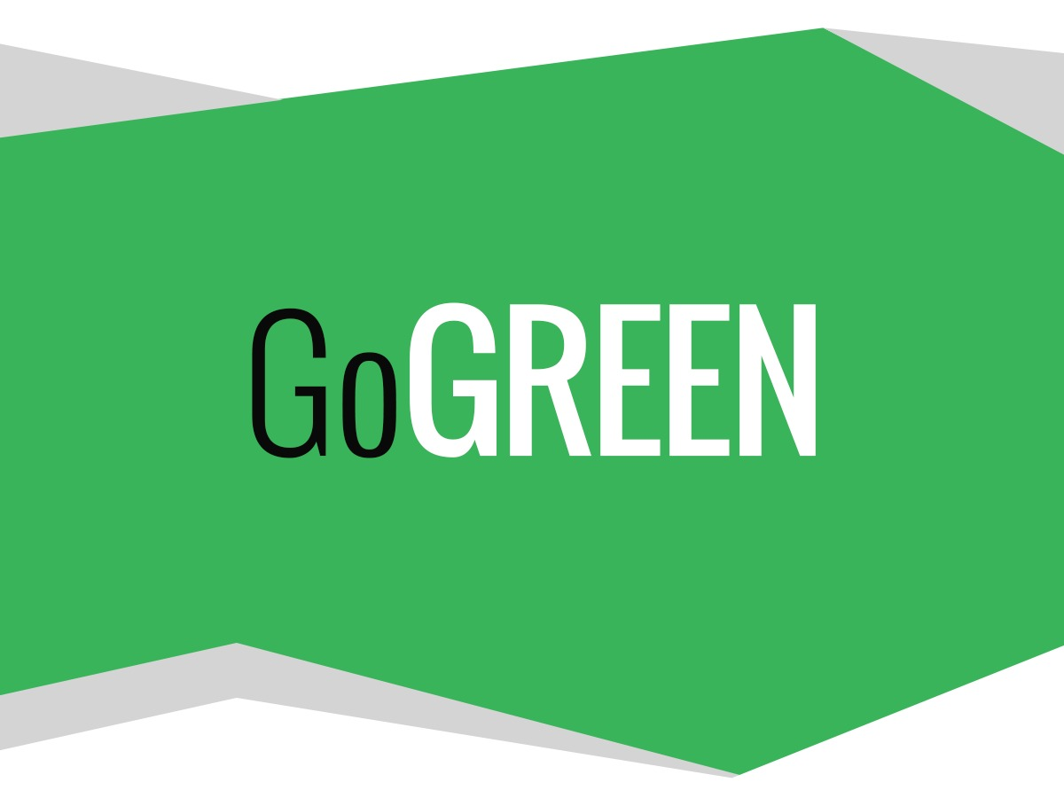 GoGreen Child WordPress template