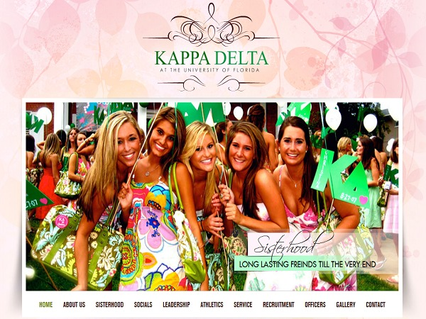 kappadelta premium WordPress theme