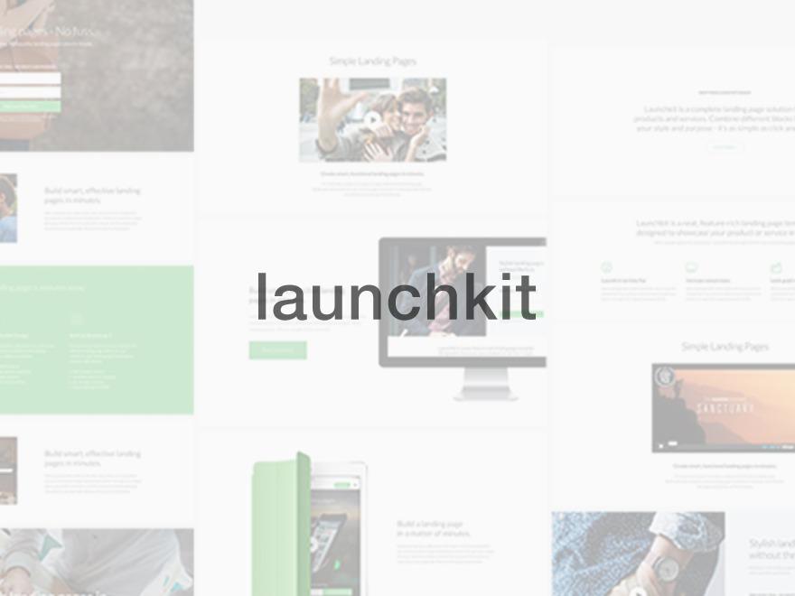 LaunchKit Child WP template