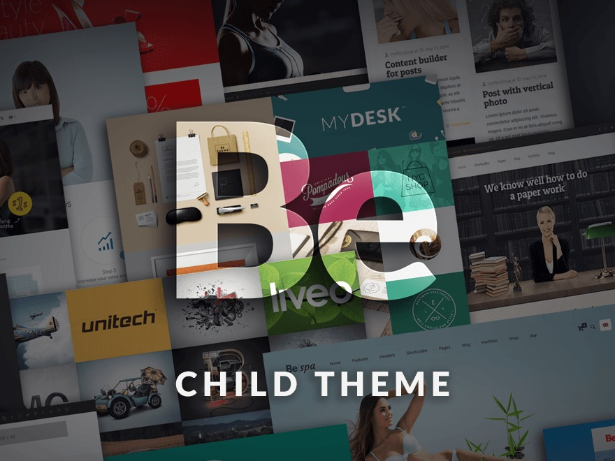 Template WordPress PJ Betheme