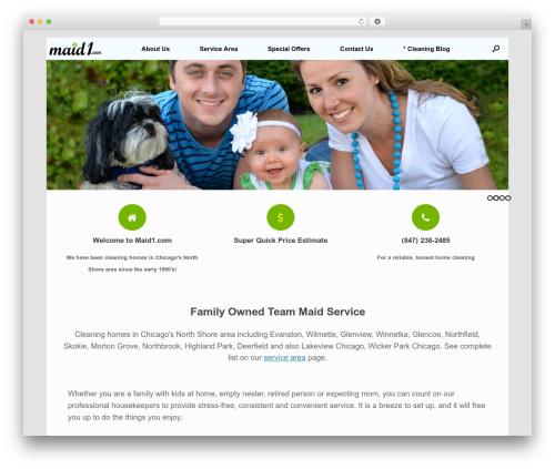 Free WordPress MetaSlider plugin - maid1.com