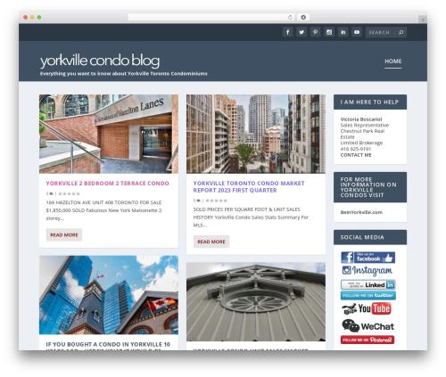 WP template Extra - yorkvillecondoblog.co