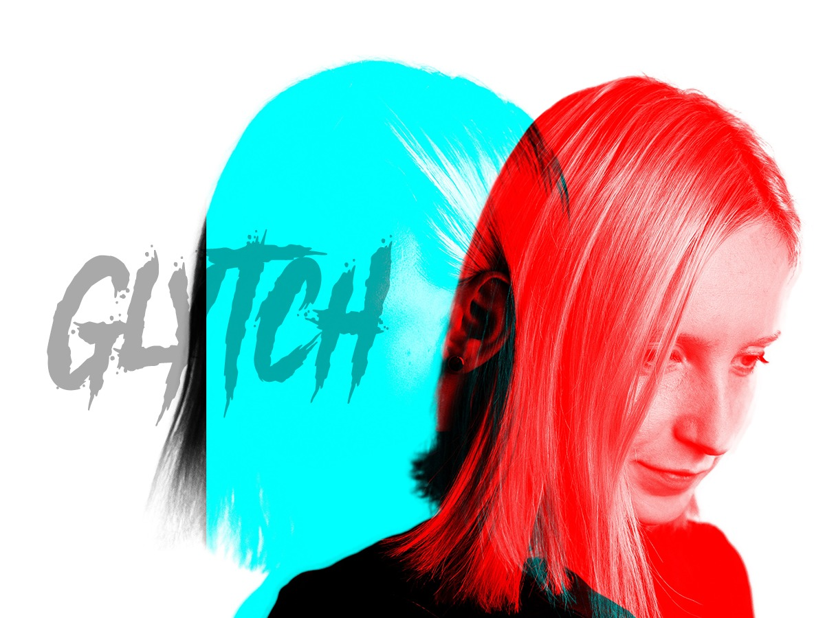 Glytch theme WordPress