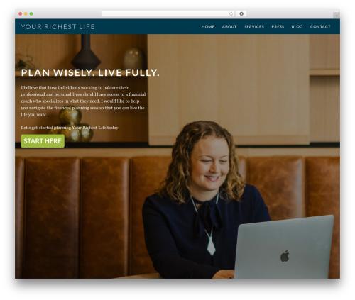 WordPress optin-monster plugin - yourrichestlifeplanning.com