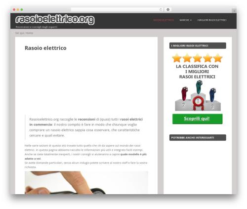 Free WordPress FancyBox plugin - rasoioelettrico.org