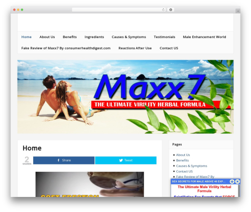 WordPress wpcontentio plugin - maxx7.com